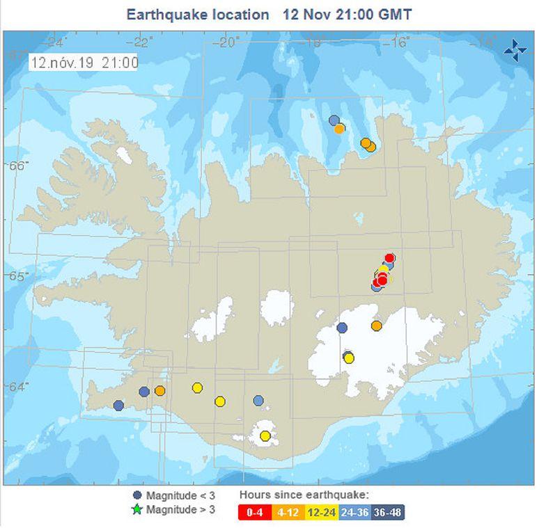Islandia. 700 trzęsień ziemi. Potężny wybuch wulkanu zagrozi Europie