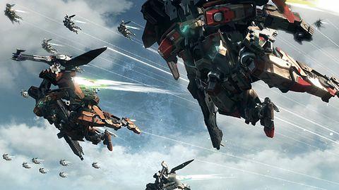 """""""Sieciowe elementy"""" Xenoblade Chronicles X to tryb kooperacji dla czterech graczy"""
