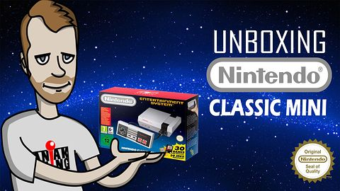 Nintendo Classic Mini (prezentacja i test)