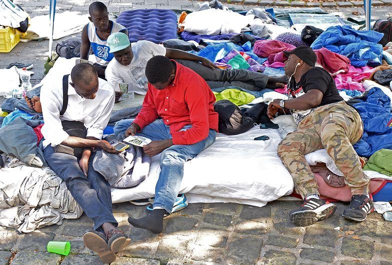 Uchodźcy ratują niemiecką dzietność