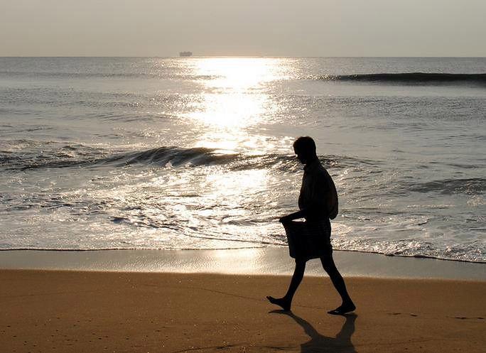 6. Rozładowanie stresu - spokojny spacer