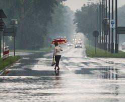 Synoptycy ostrzegają przed intensywnymi opadami deszczu