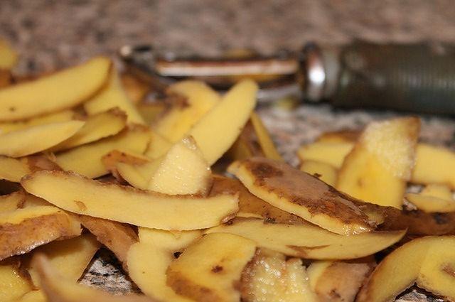 Skórka od ziemniaka