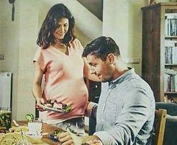 Kobieta w ciąży usługuje mężczyźnie. Tesco rezygnuje z kontrowersyjnej kampanii