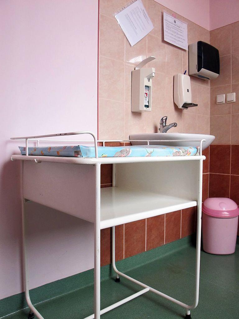 Miejsce pielęgnacji noworodków