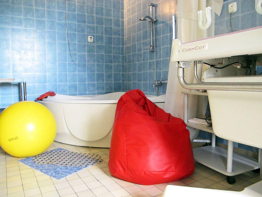 Dodatkowe wyposażenie sali porodowej