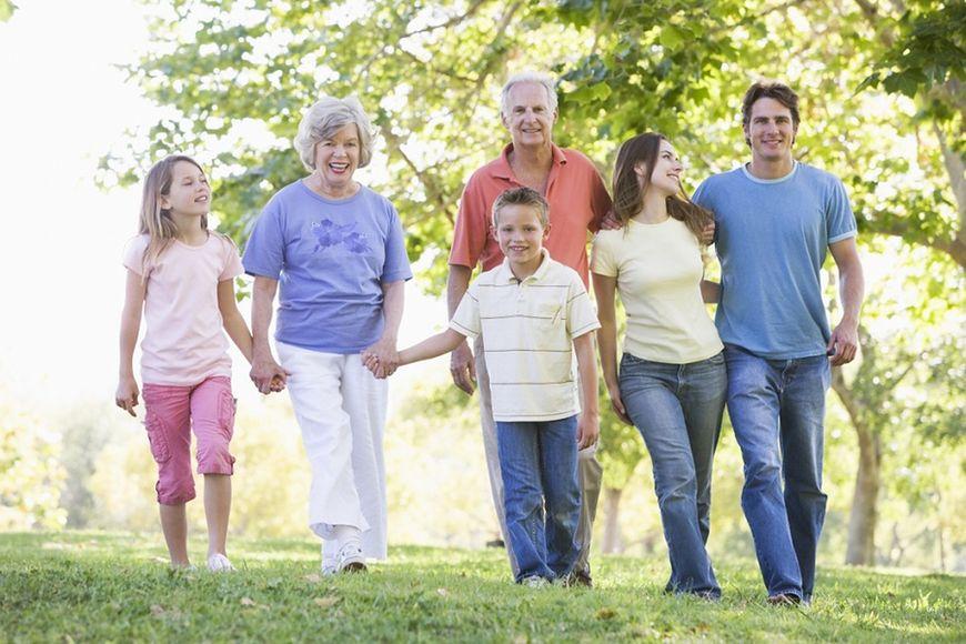 Spotkaj się z rodziną i przyjaciółmi