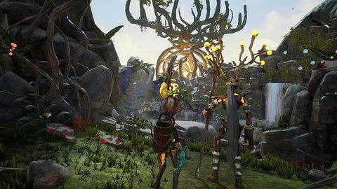 Weakless, czyli urocza przygodówka debiutuje na Xbox One