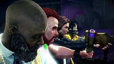 Czterech jeźdźców ciemności - kooperacja w Darkness 2