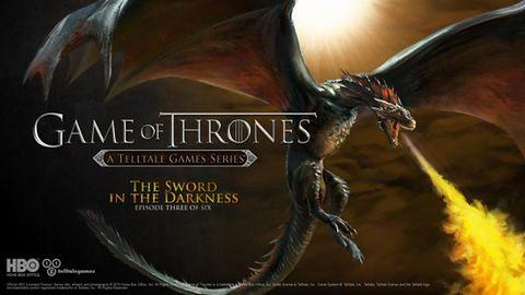 W trzeci odcinek Gry o tron - The Sword in the Darkness - zagramy już za moment