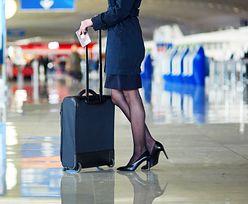 Co kryje się w walizkach stewardes i stewardów?