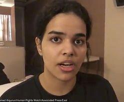 18-letnia Saudyjka nie zostanie deportowana. Boi się o swoje życie