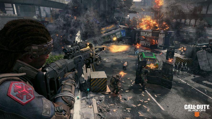 Call of Duty: Black Ops 4 najbardziej oczekiwaną grą końcówki roku