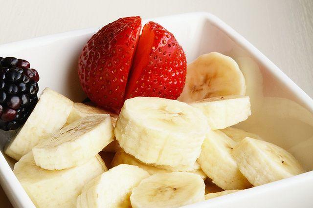 Banany tuczą?