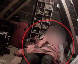 Polak trzymał w niewoli dwóch rodaków. Policja opublikowała wstrząsające nagranie