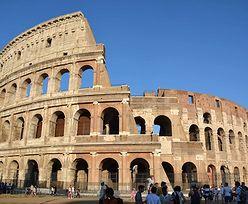 17-latek chciał ukraść fragment Koloseum