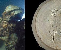 """Dzięki znaczkowi """"made in China"""" odkryli tajemnicę wraku"""