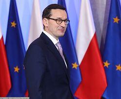 """Premier Morawiecki na kongresie ekonomistów: """"dostrzegamy szereg problemów"""""""