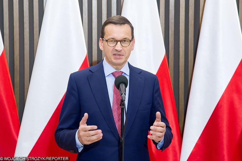 Premier Mateusz Morawiecki ujawnił datę wyborów samorządowych 2018