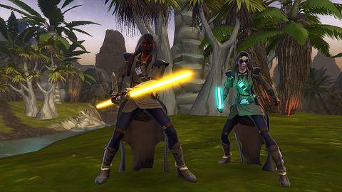 Star Wars: The Old Republic żyje i w grudniu dostanie nowy dodatek