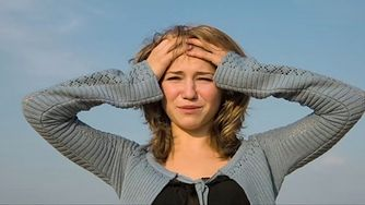 Stres - karta SCORE (WIDEO)