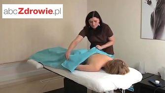 Masaż relaksacyjny ciała (WIDEO)