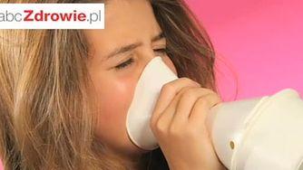Domowe sposoby na przeziębienie - inhalacje (WIDEO)