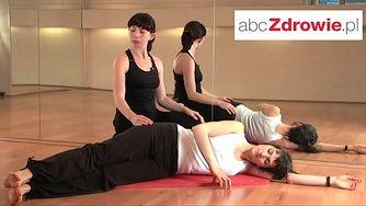 Ćwiczenia wzmacniające mięśnie brzucha (sidekick) (WIDEO)