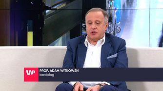 Choroby serca najczęstszą przyczyną zgonów Polaków  (WIDEO)