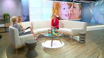 #dziejesięnażywo: Jak pomóc dziecku rozwijać zmysły? (WIDEO)