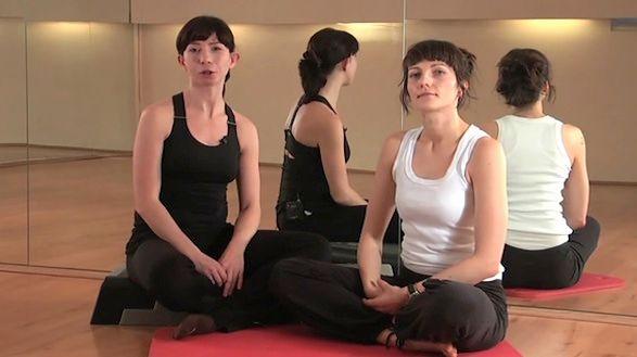 Ćwiczenie pilates - most (wersja dla zaawansowanych) (WIDEO)