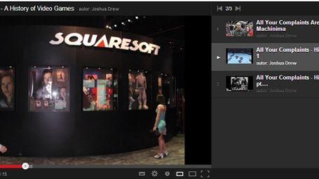 Interesuje Was historia gier, a szczególnie Final Fantasy? Zarezerwujcie sobie pół godziny