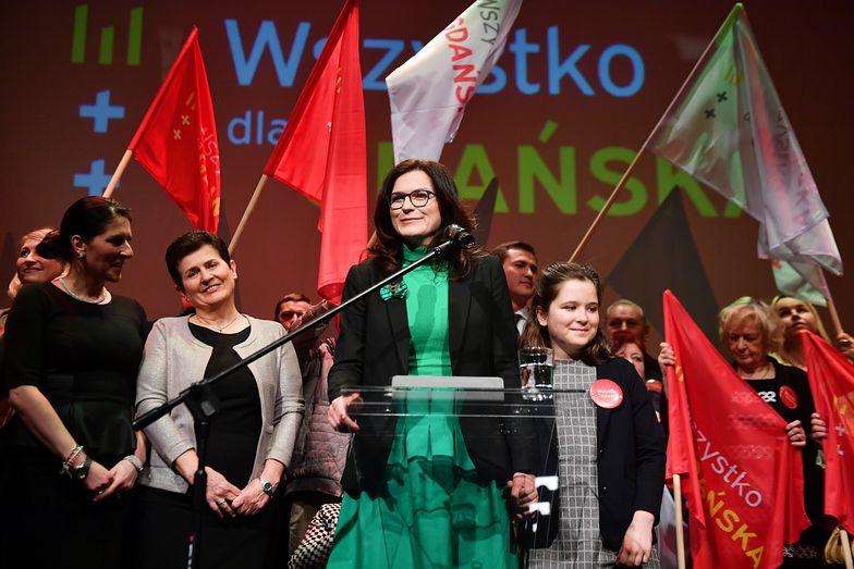 Aleksandra Dulkiewicz zastąpi Pawła Adamowicza