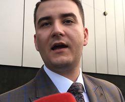 Bartłomiej Misiewicz: polityka to dla mnie przeszłość