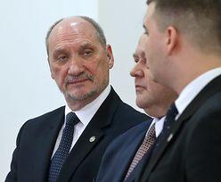 """Antoni Macierewicz o zatrzymaniu M. """"Poręczył za niego Rydzyk"""""""