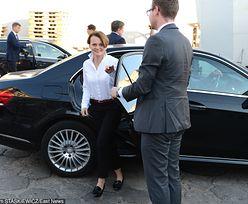 Rządowa limuzyna dla męża minister. Przyłapany na łamaniu przepisów