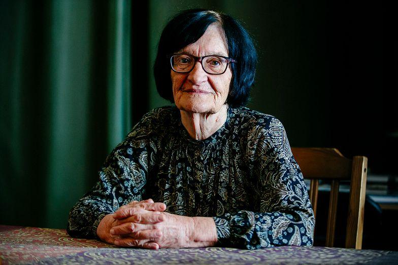 """Krystyna Starczewska, wieloletnia nauczycielka i współzałożycielka """"Bednarskiej"""""""