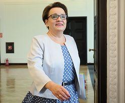Sejm odrzucił wniosek PO o wotum nieufności dla minister Anny Zalewskiej