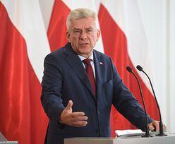 """Stanisław Karczewski o """"kryształowości"""" Banasia. """"Teraz bym tak nie zareagował"""""""