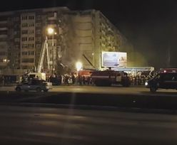 Rosja: runął pion budynku mieszkalnego. Są zabici i ranni