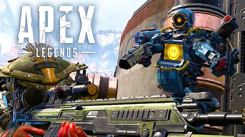 Apex Legends, gra Battle Royale w uniwersum Titanfalla, jest już dostępna