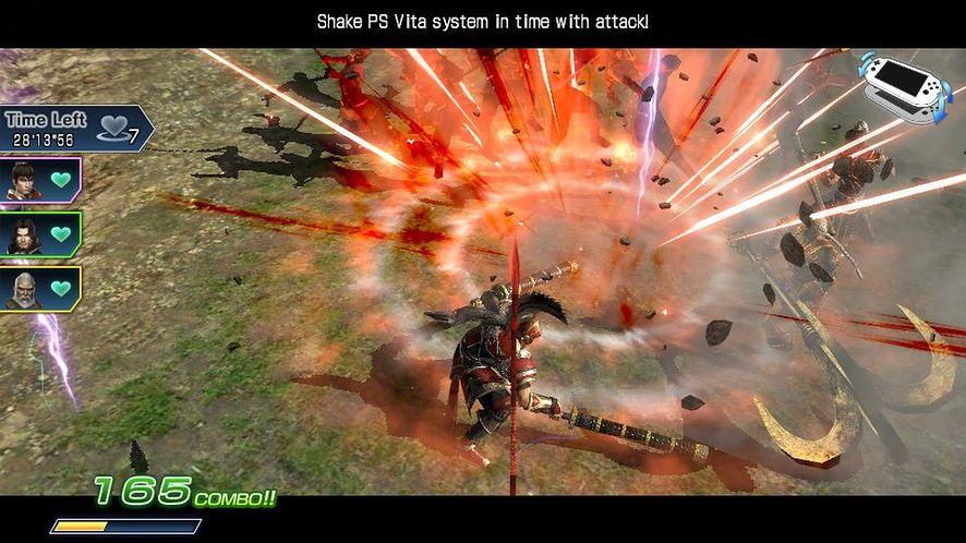 Dynastia wojowników na PS Vita [Galeria]
