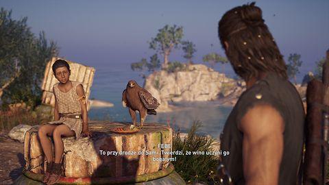 Assassin's Creed: Odyssey z dużym uaktualnieniem