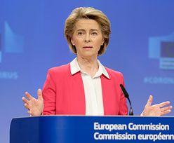 Koronawirus. Ursula von der Leyen: Nie planujcie jeszcze wakacji