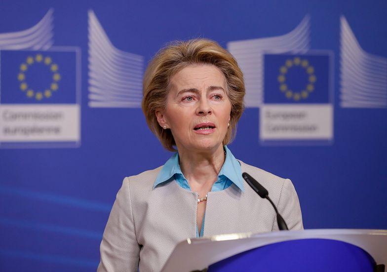 Przewodniczącą Komisji Europejskiej jest Ursula von der Leyen