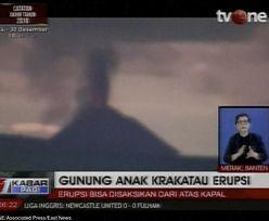 Tsunami w Indonezji. Setki ofiar