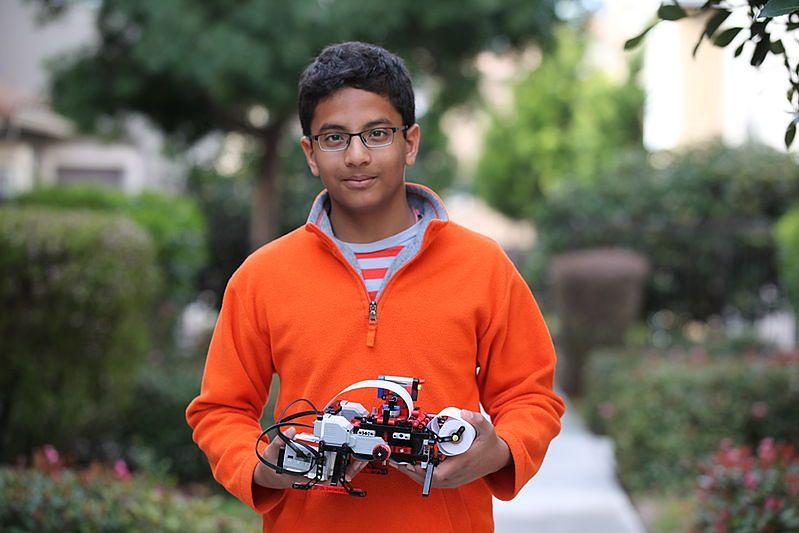 Shubham Bannerjee – 13 lat