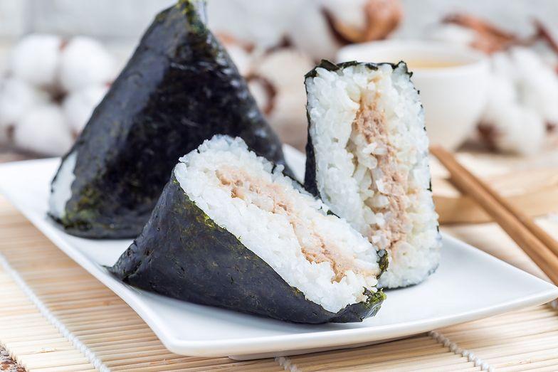 Kimbap - prosta i zdrowa koreańska kanapka ryżowa