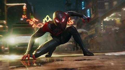 Rozchodniaczek: Farma, więcej farmy, a dla urozmaicenia - Spider-Man