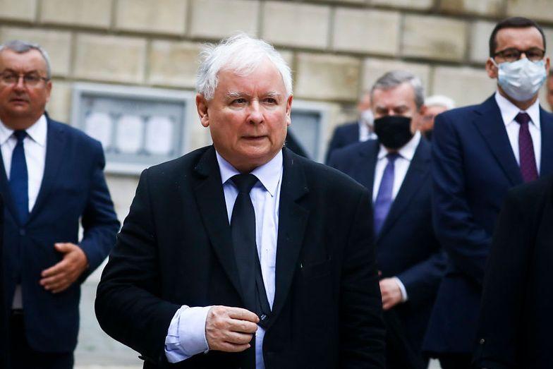 Droga ochrona Kaczyńskiego. Chodzi o miliony